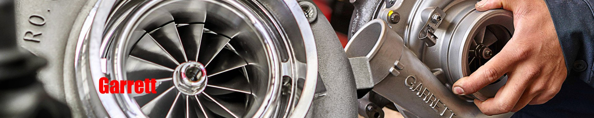 Garrett Replacement Turbo & Superchargers