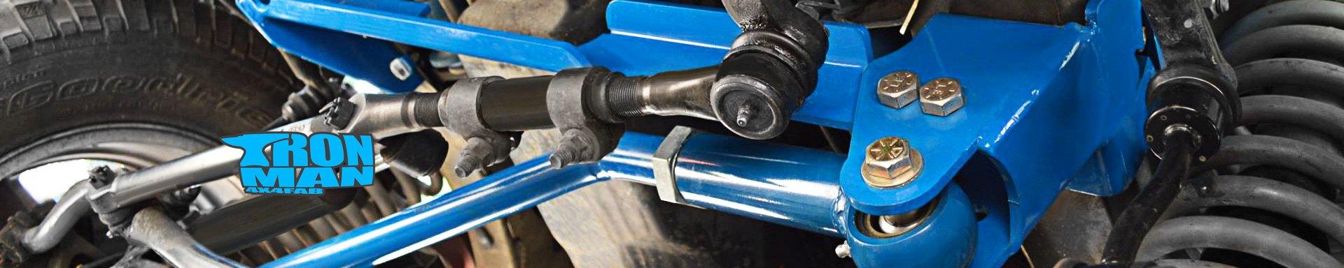 Ironman 4x4Fab™ | Jeep Suspension & Steering Parts, Mounts — CARiD com