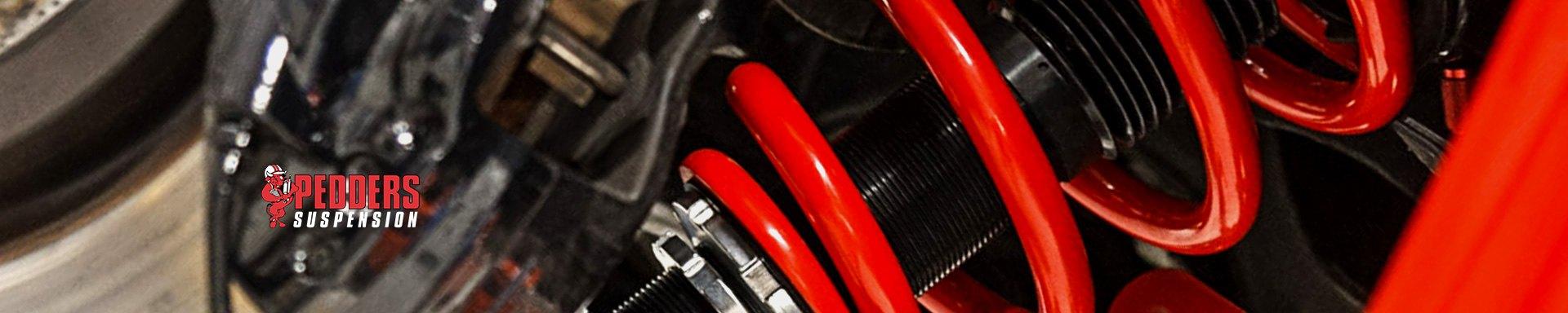 Pedders Suspension™ | Adjustable Coilovers, Springs, Shocks