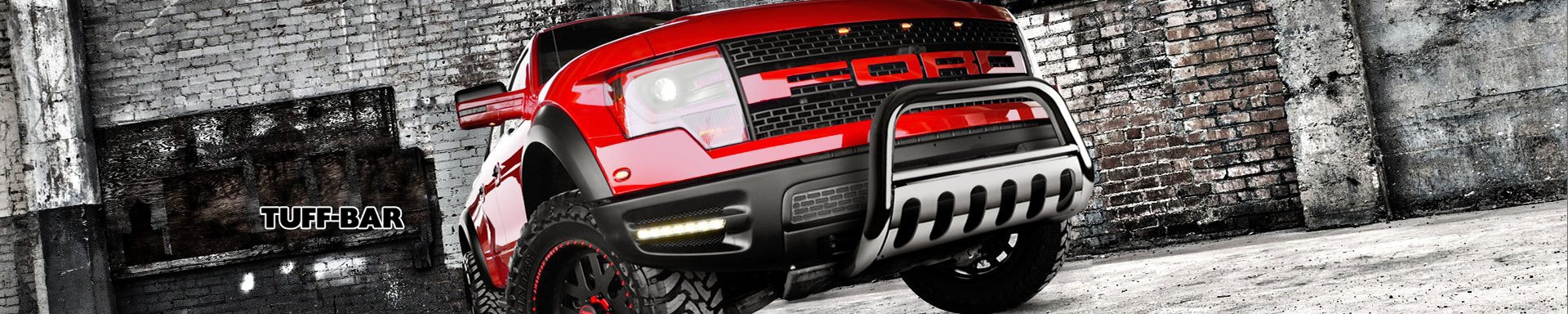 Tuff-Bar Off-Road Bumpers