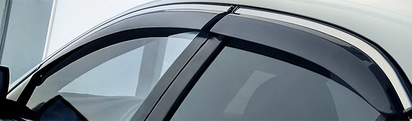 Wind Deflectors by WELLvisors