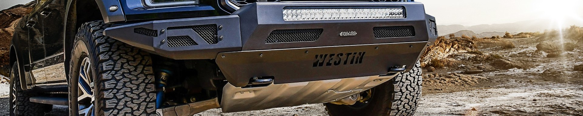 Westin Automotive™ | Grille Guards, Bull Bars, Running Boards ...