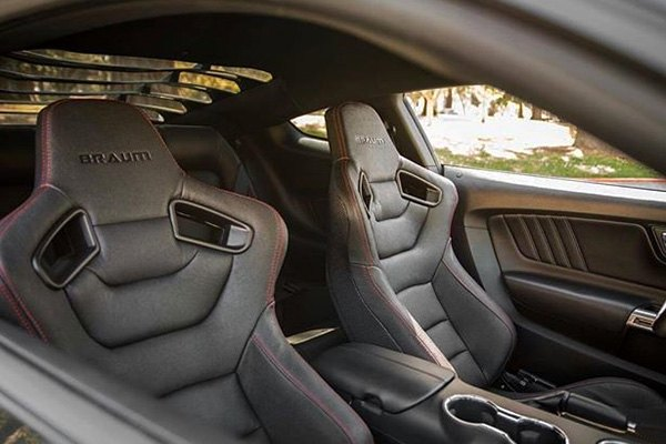 Braum Brr1 Mrbs Elite Series Sport Seats Maroon