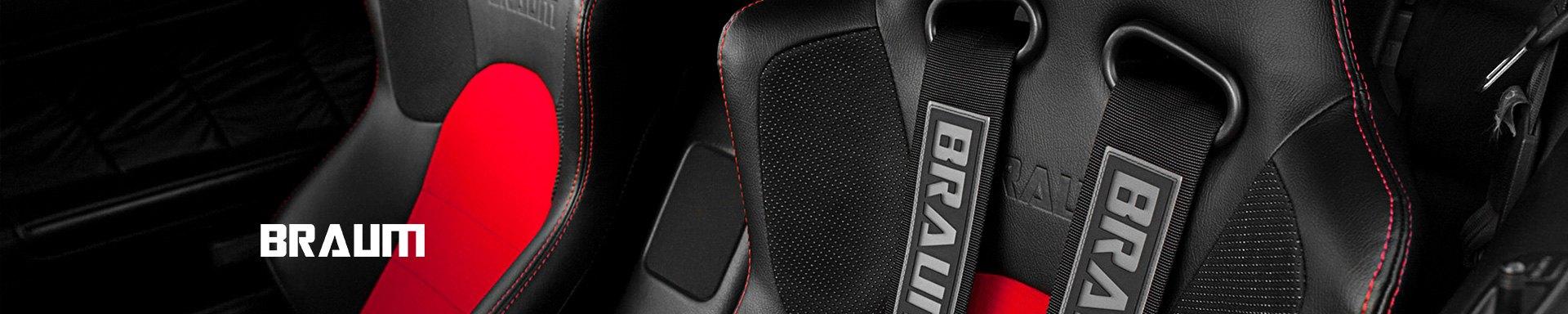 BRAUM™ | Racing Seats & Harness Pads — CARiD com
