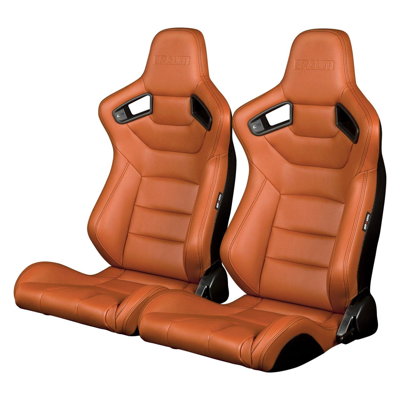 Braum Ford Mustang 2015 Elite Series Carbon Fiber Sport Seats