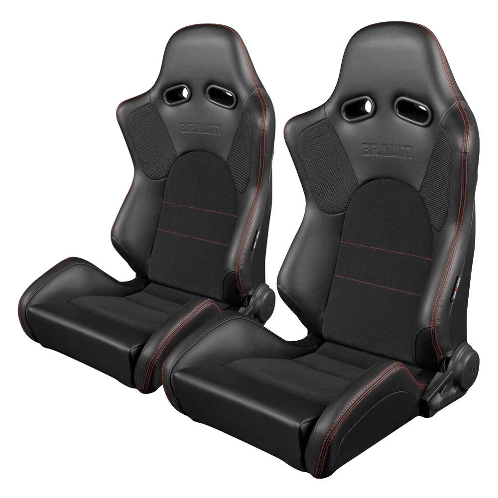 braum advan series carbon fiber sport seat. Black Bedroom Furniture Sets. Home Design Ideas