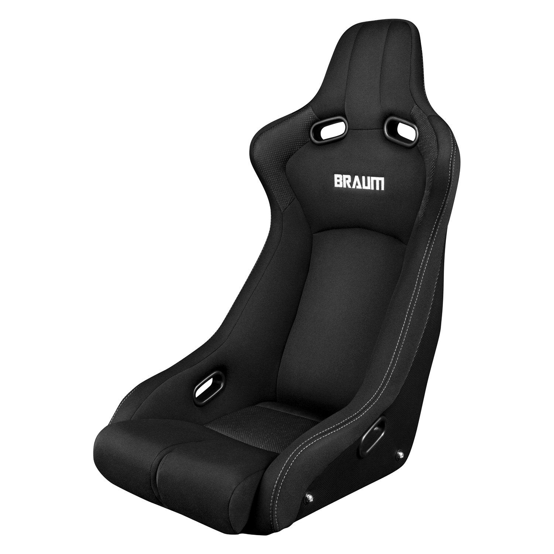 Semi Truck Seats >> Braum® - Venom-R Series Carbon Fiber Bucket Seat