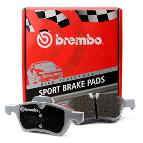 Brembo Brake Pads >> Brembo Chevy Camaro Ss With Oe Brembo Brakes 2010 Sport Brake Pads