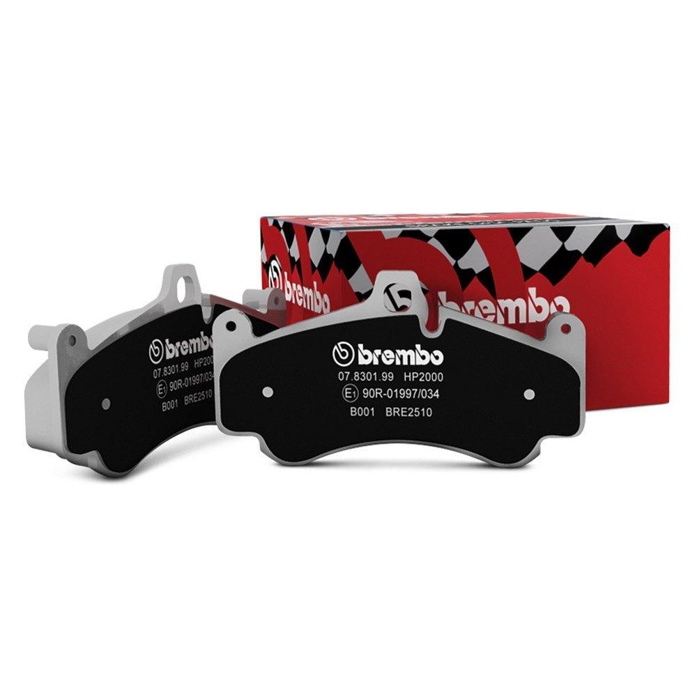 Brembo Ceramic Brake Pads Autos Post
