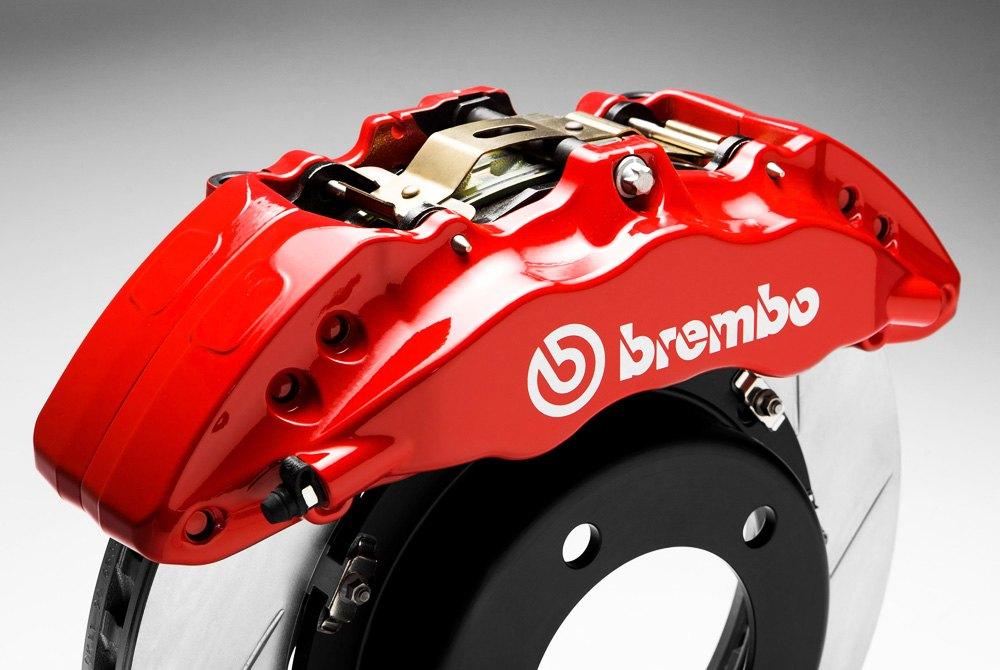 Brembo Brake Kit >> Brembo™ | Performance Brake Kits, Rotors, Pads - CARiD.com
