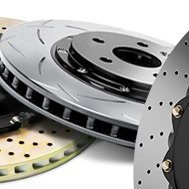 Brembo® - GT Series Slotted Brake Rotor