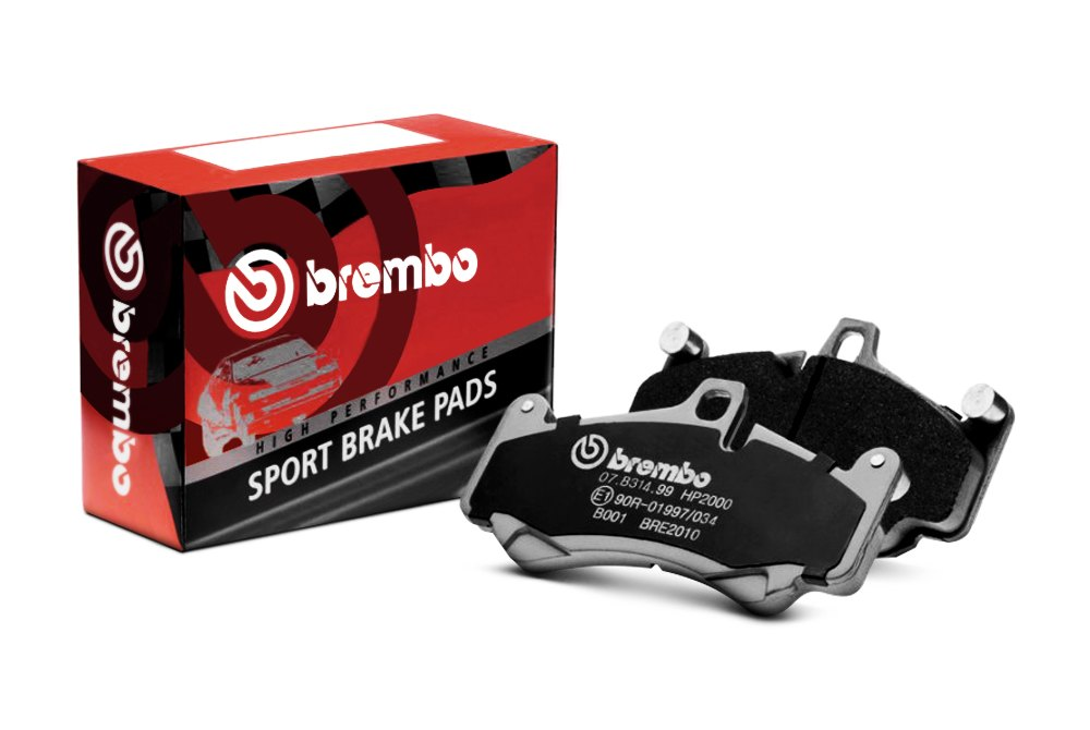Brembo™ | Performance Brake Kits, Rotors, Pads - CARiD com