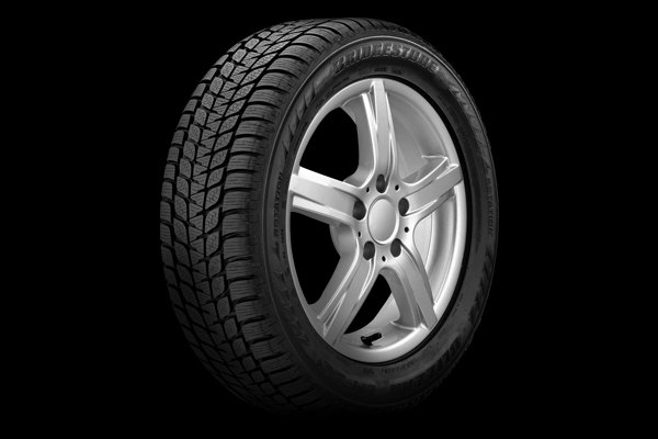 bridgestone blizzak lm 25 rft tire. Black Bedroom Furniture Sets. Home Design Ideas