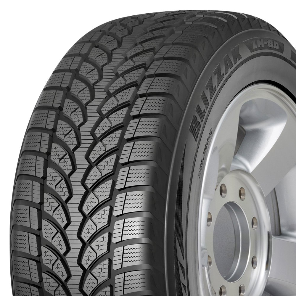 Bridgestone Run Flat Tires >> BRIDGESTONE® BLIZZAK LM-80 RFT Tires