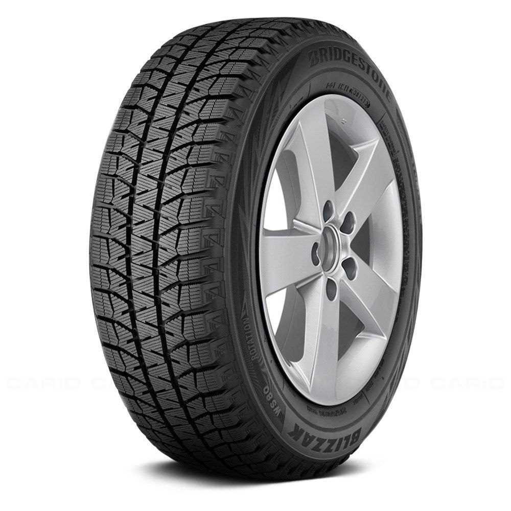 Bridgestone Snow Tires >> BRIDGESTONE® BLIZZAK WS80 Tires