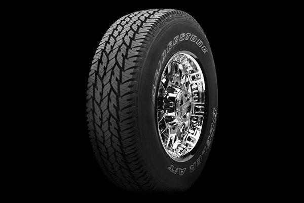 Performance Auto Body >> BRIDGESTONE® Dueler A/T 695 Tires | All Season All Terrain Tire for Light Trucks and SUVs