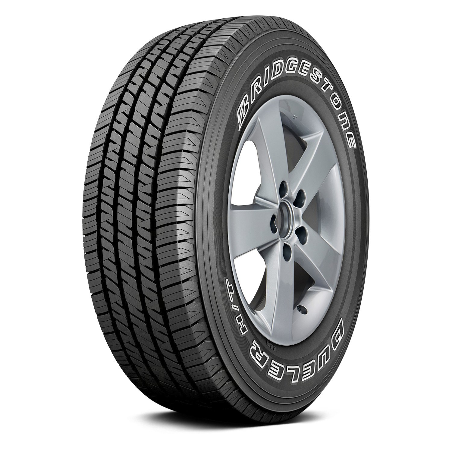 Bridgestone Dueler H T 685 With Outlined White Lettering Tires