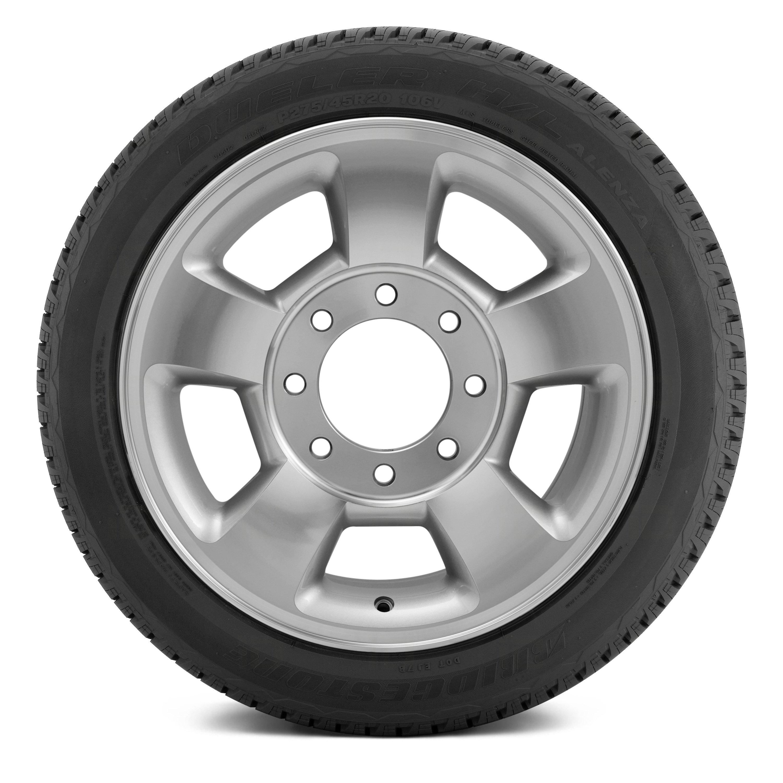 Dueler H L Alenza Plus >> Bridgestone Dueler H L Alenza Plus Tires