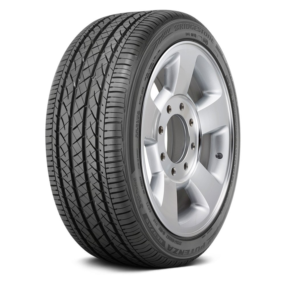 Bridgestone Potenza Re97as Review - Bridgestone Potenza Reas Rft Tires