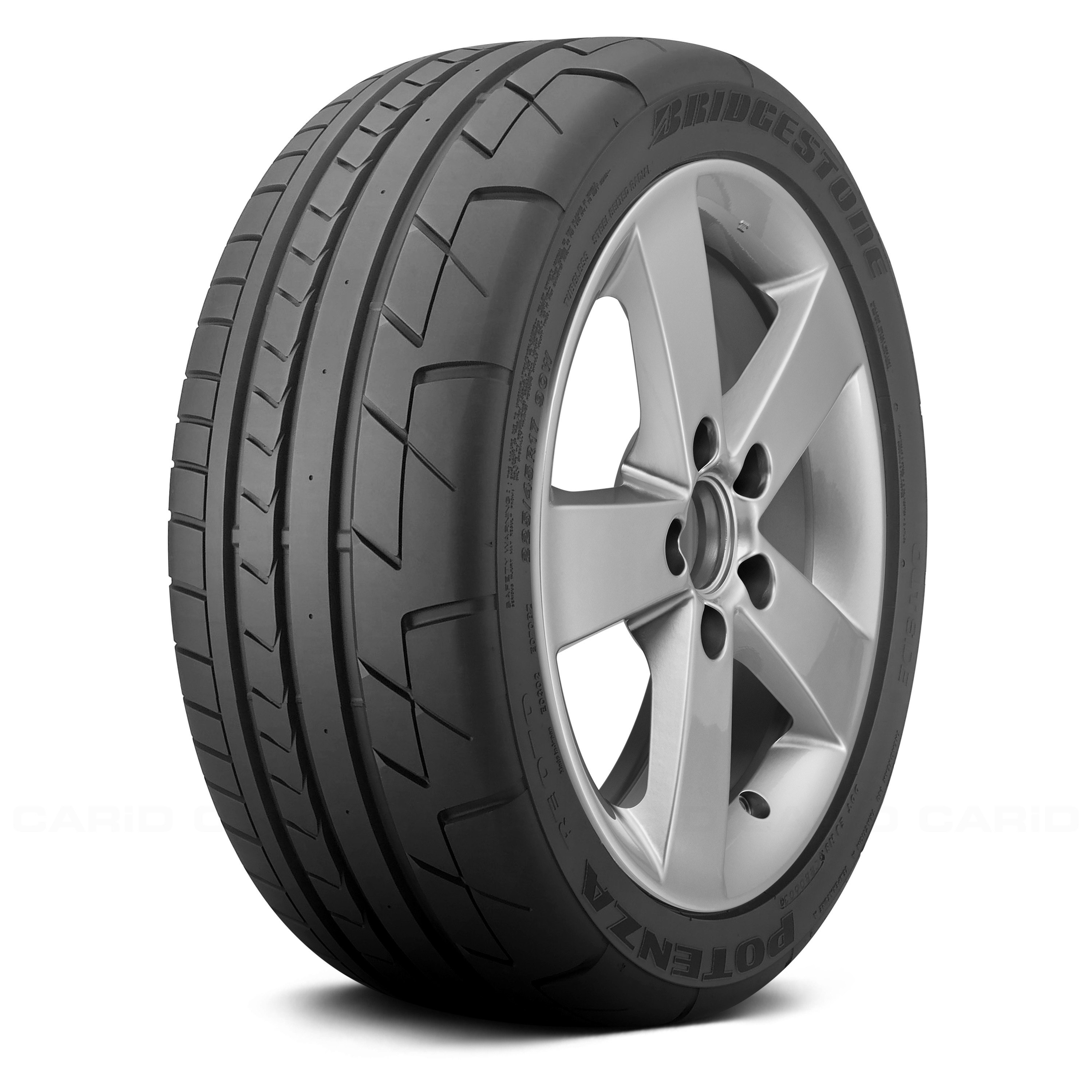 All Season Tires >> BRIDGESTONE® POTENZA RE070R RFT Tires