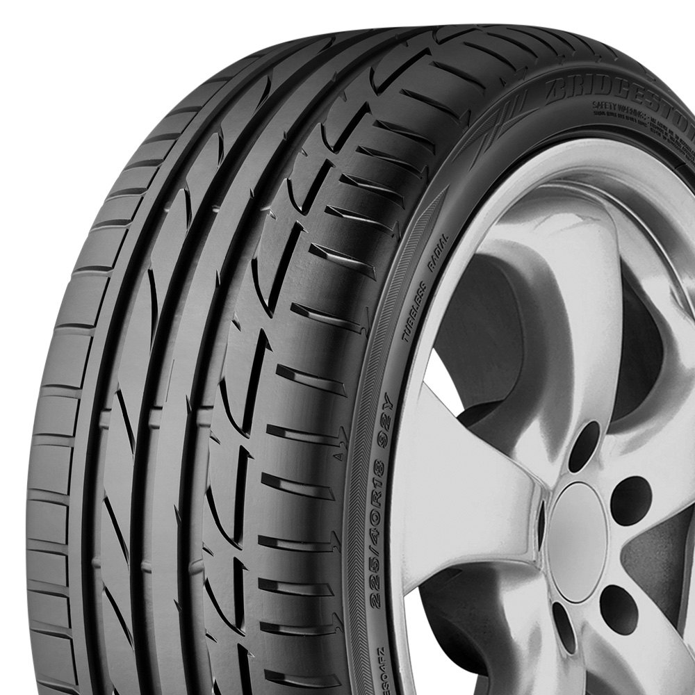 Bridgestone 174 Potenza S 04 Pole Position Tires