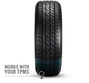 Bridgestone - DriveGuard Works with Your TPMS