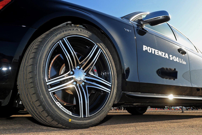 Bridgestone 174 Potenza S 04 Pole Position Tires