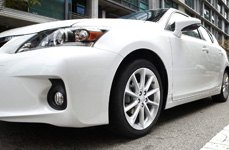 BRIDGESTONE® - Ecopia EP422 Tires on Lexus CT200h