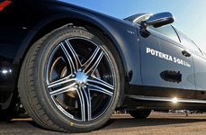 BRIDGESTONE® - Potenza S-04 Pole Position Tires on Audi S4