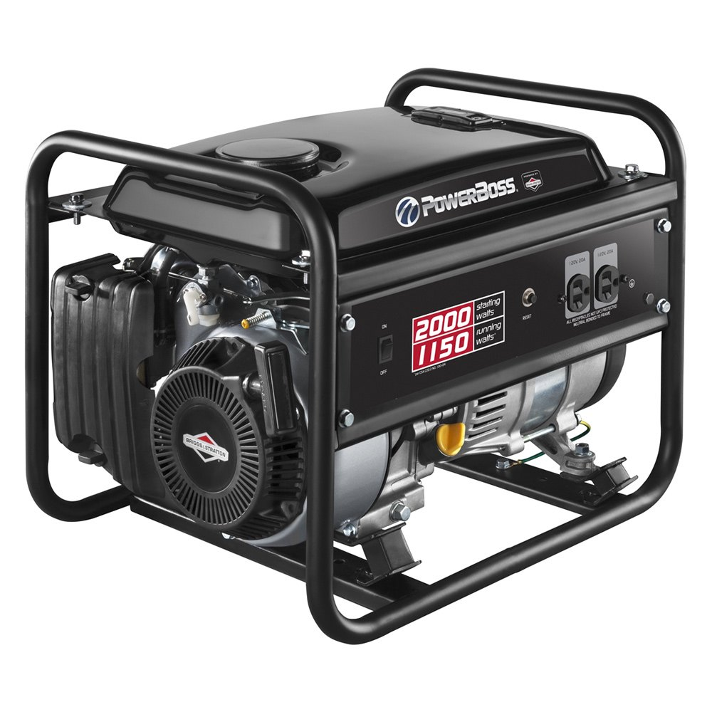 Briggs Stratton Power Generators Portable Generator
