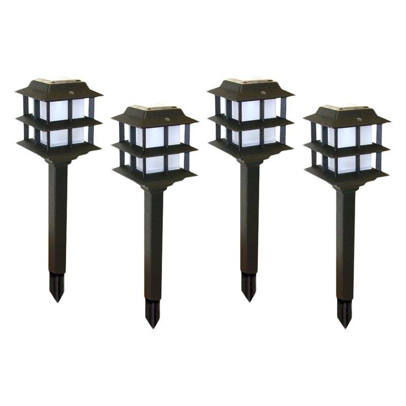 brinkmann landscape lighting brinkmann led low voltage landscape spotlight 6 pack walmart