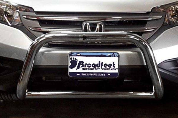 Broadfeet Honda Cr V 2014 2 5 Polished Bull Bar