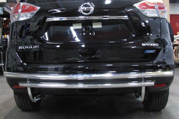 Bumper Guard For Suv >> Broadfeet Double Layer Rear Bumper Guard