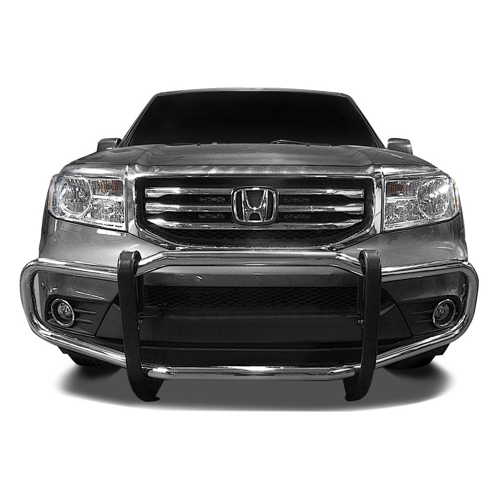 Honda Pilot Grill Guard | 2017/2018/2019 Honda Reviews