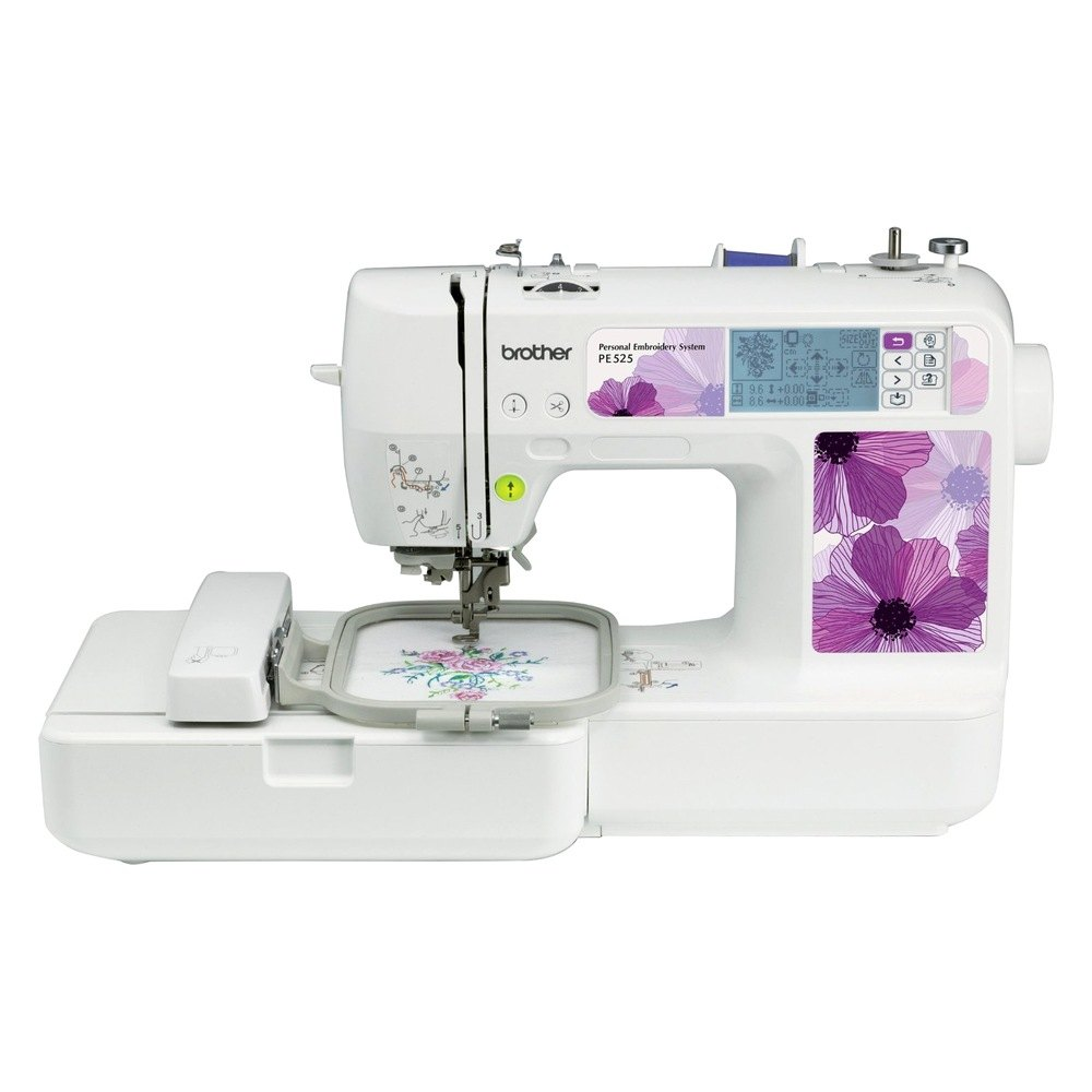 Brother pe embroidery machine designs