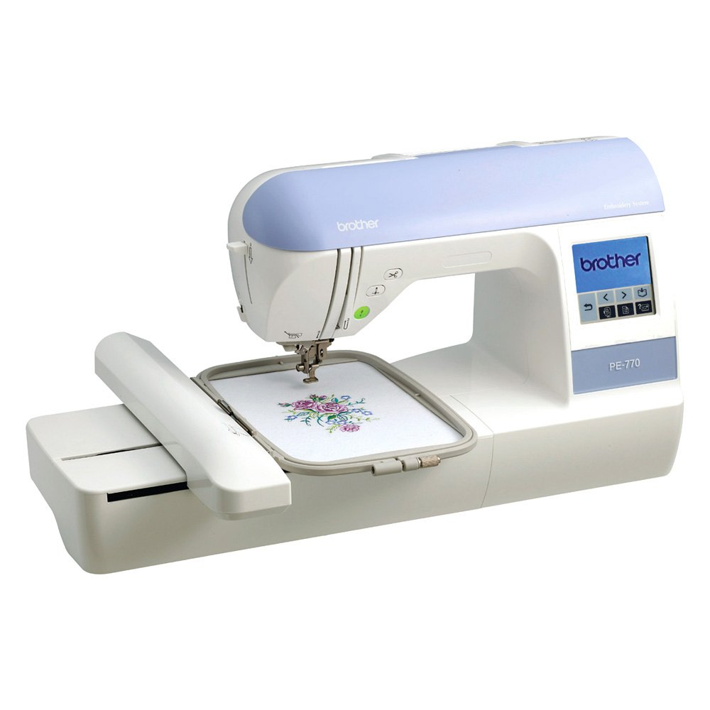 770 embroidery machine reviews