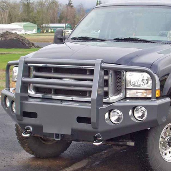 Outback Front Bumper : Buckstop ford f super duty outback