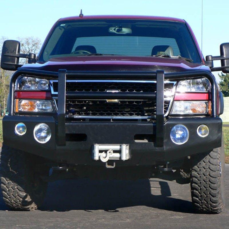 Outback Front Bumper : Buckstop gmc sierra outback™ full width front hd