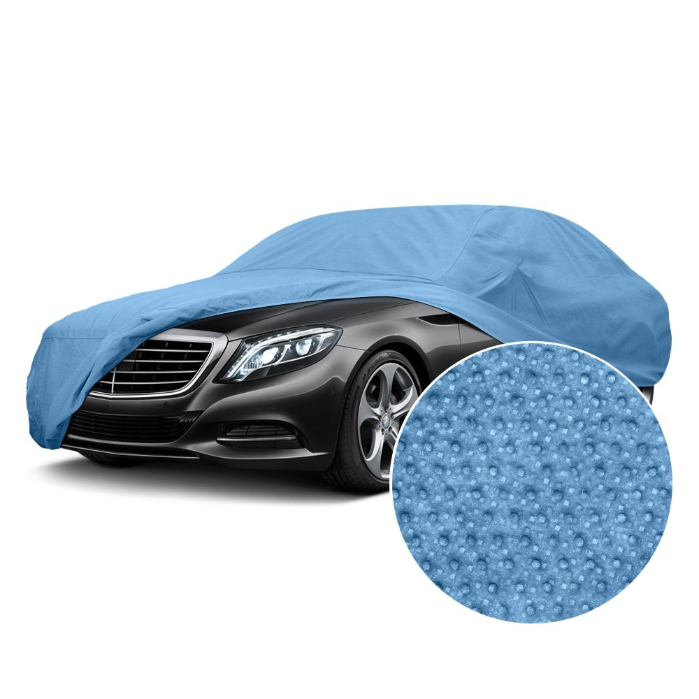 Budge D-4 - Duro Blue Car Cover