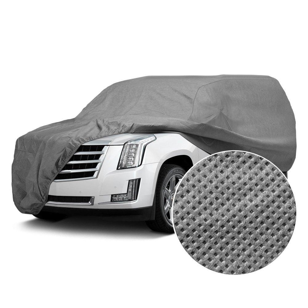 Rain Barrier™ Gray SUV Cover