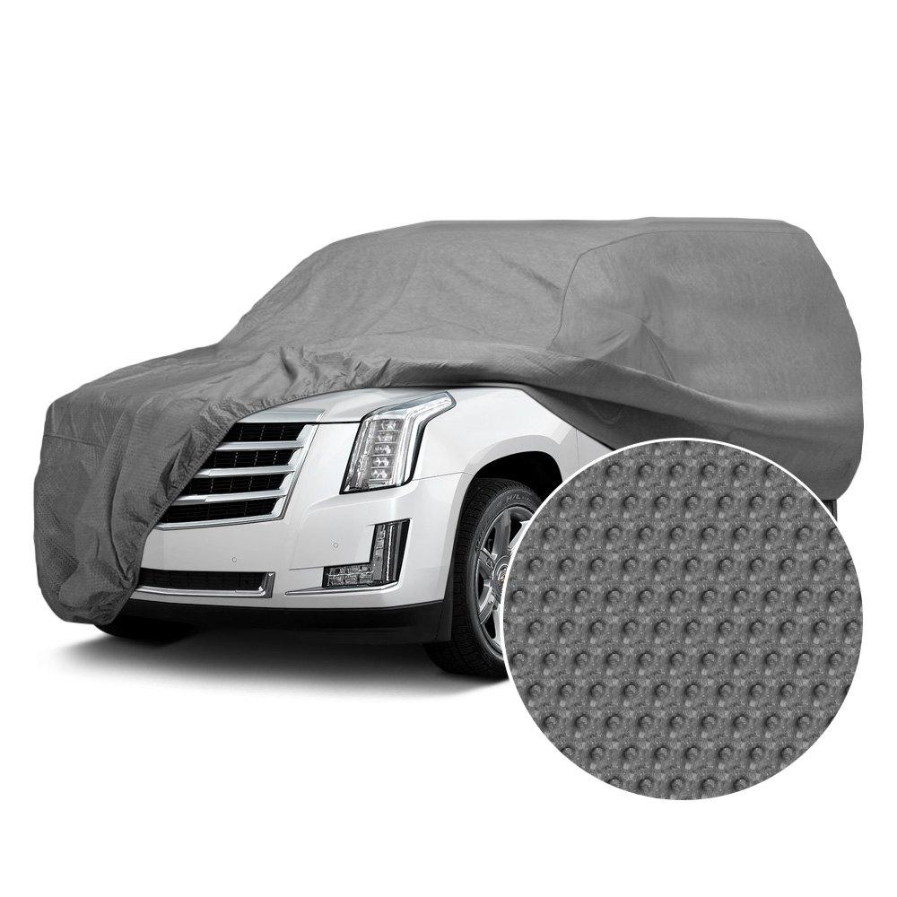 Budge TRB-2 - Rain Barrier Gray Car Cover