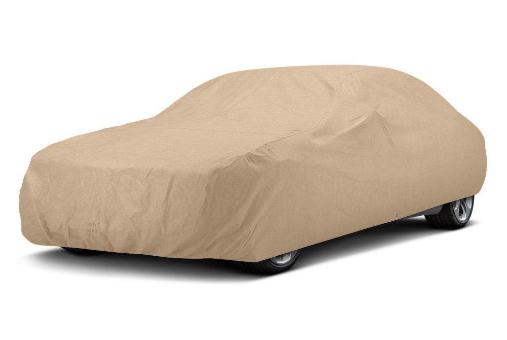Budge RSD-4 The Shield Tan Car Cover for Sedan