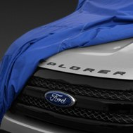 Budge® - Car Cover on Ford