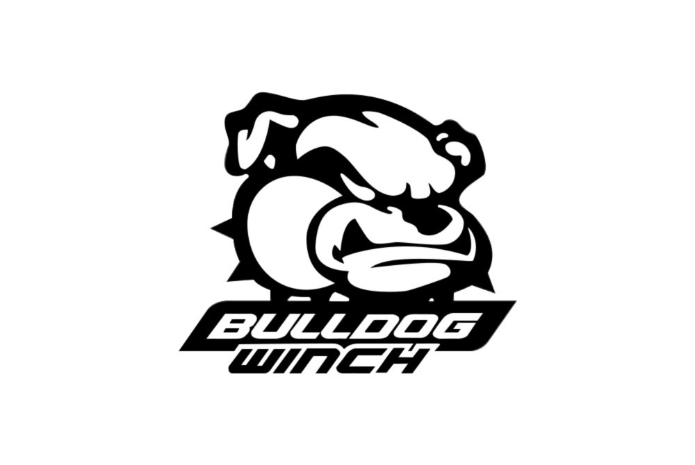 Bulldog Winch® - 10000 lb Standard Series Integrated Electric Winch with  Rope