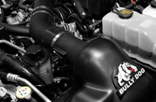 Stage 2 Rapid Flow Cold Air Intake System by BULLY DOG®