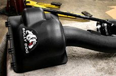 BULLY DOG®  Stage 2 Rapid Flow Cold Air Intake System at CARiD.com