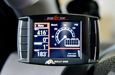 BULLY DOG® Triple Dog GT Tuner at CARiD.com