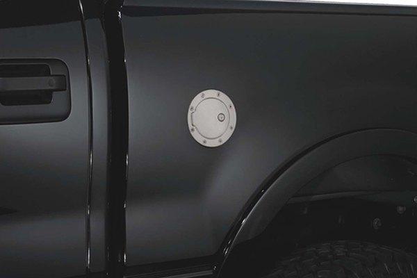 F250 Billet Fuel Door Billet Aluminum Fuel Door