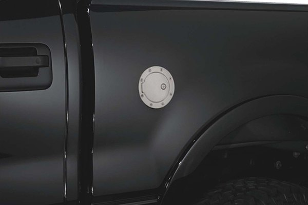 Bully® - Ford F-150 2013 Locking Aluminum Gas Cap Cover