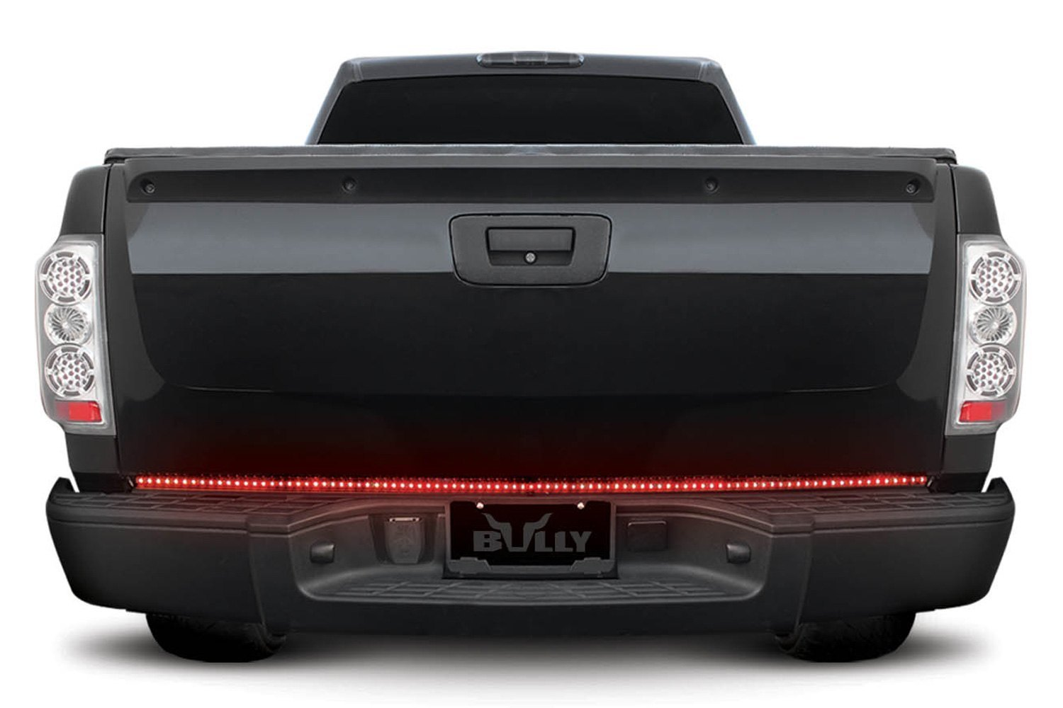 Bully 60 fire led tailgate light bar mozeypictures Choice Image
